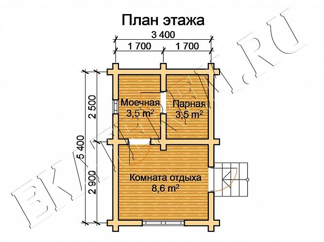 Как построить баню из бревен своими руками инструкция